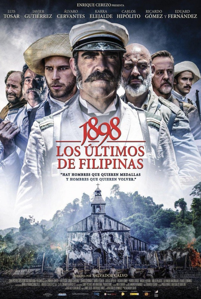 1898.Последние на Филиппинах - 1898. Los Гєltimos de Filipinas