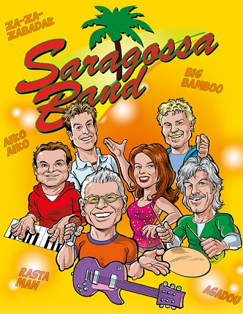 Saragossa Band - The Video Hits Collection