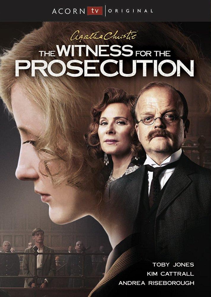 Свидетель обвинения - The Witness for the Prosecution