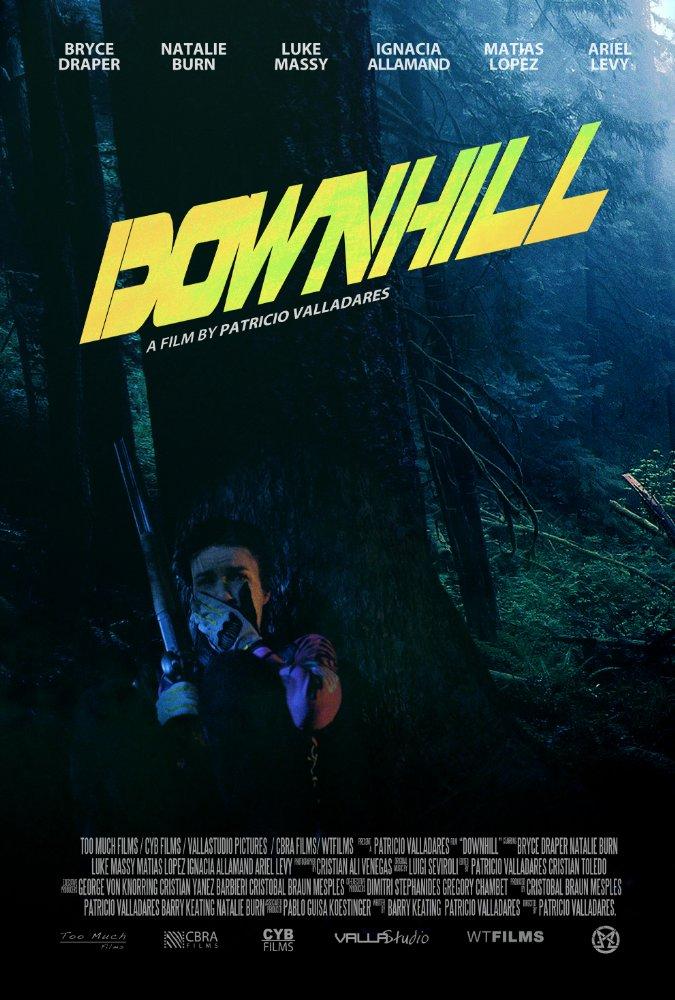 Скоростной спуск - Downhill