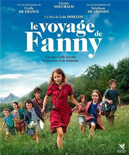Странствие Фанни - Le voyage de Fanny