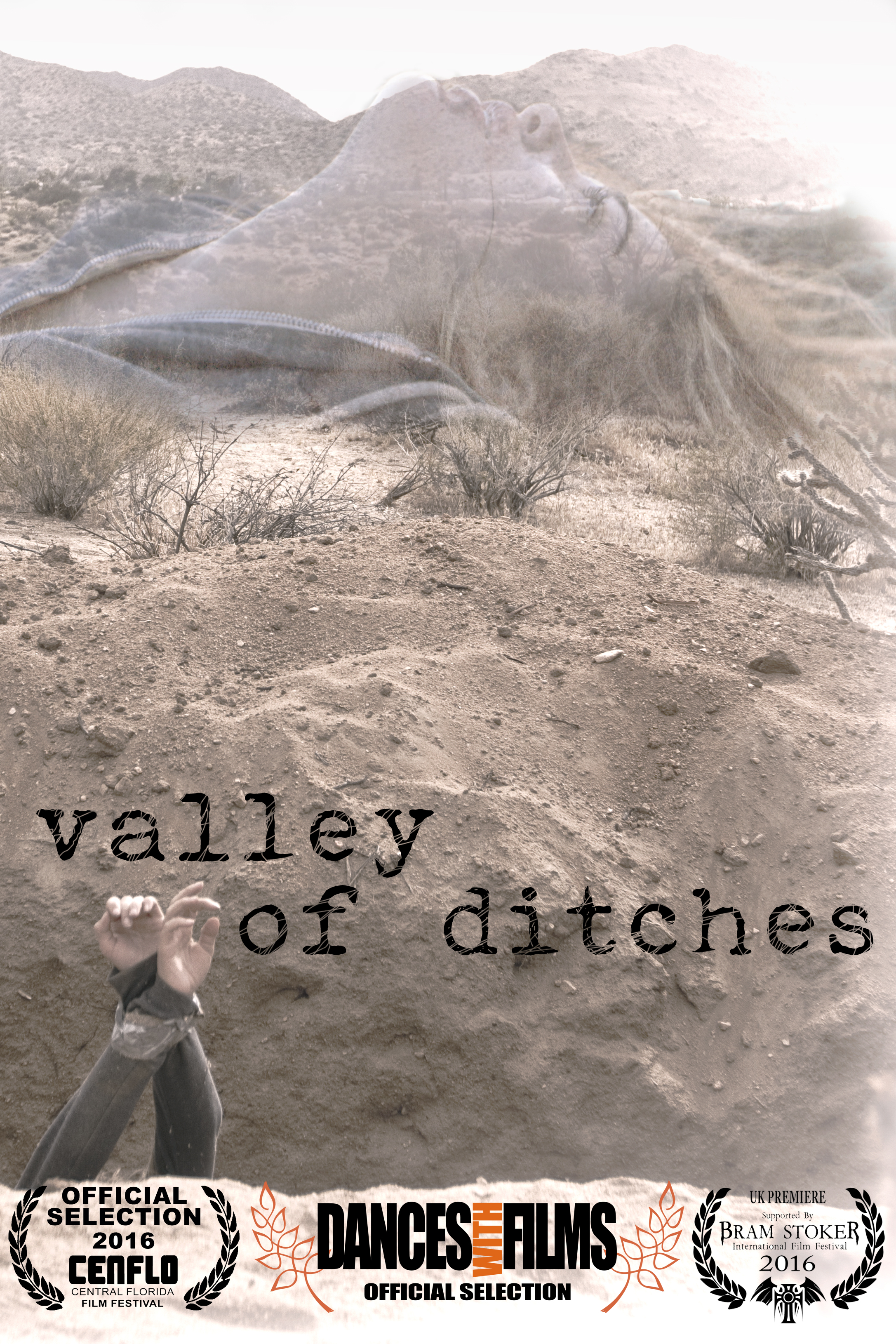 Долина ям - Valley of Ditches