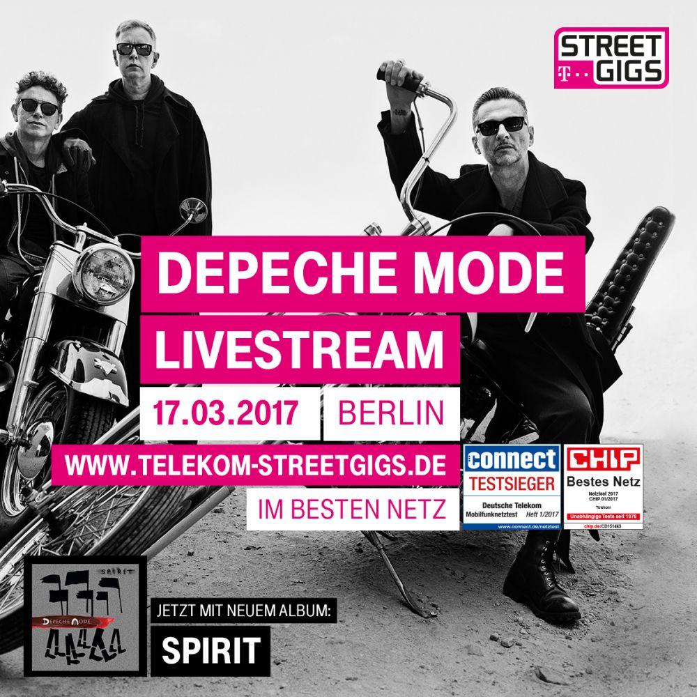 Depeche Mode - Funkhaus