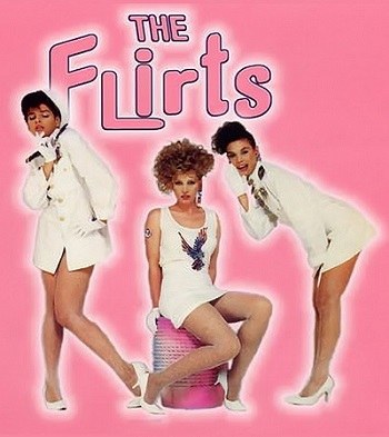 The Flirts - The Video Hits Collection