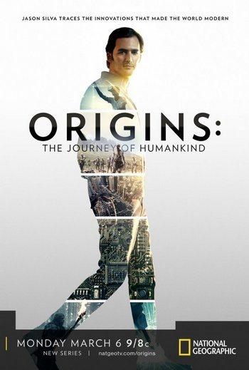 Происхождение: Путешествие человечества - Origins- The Journey of Humankind