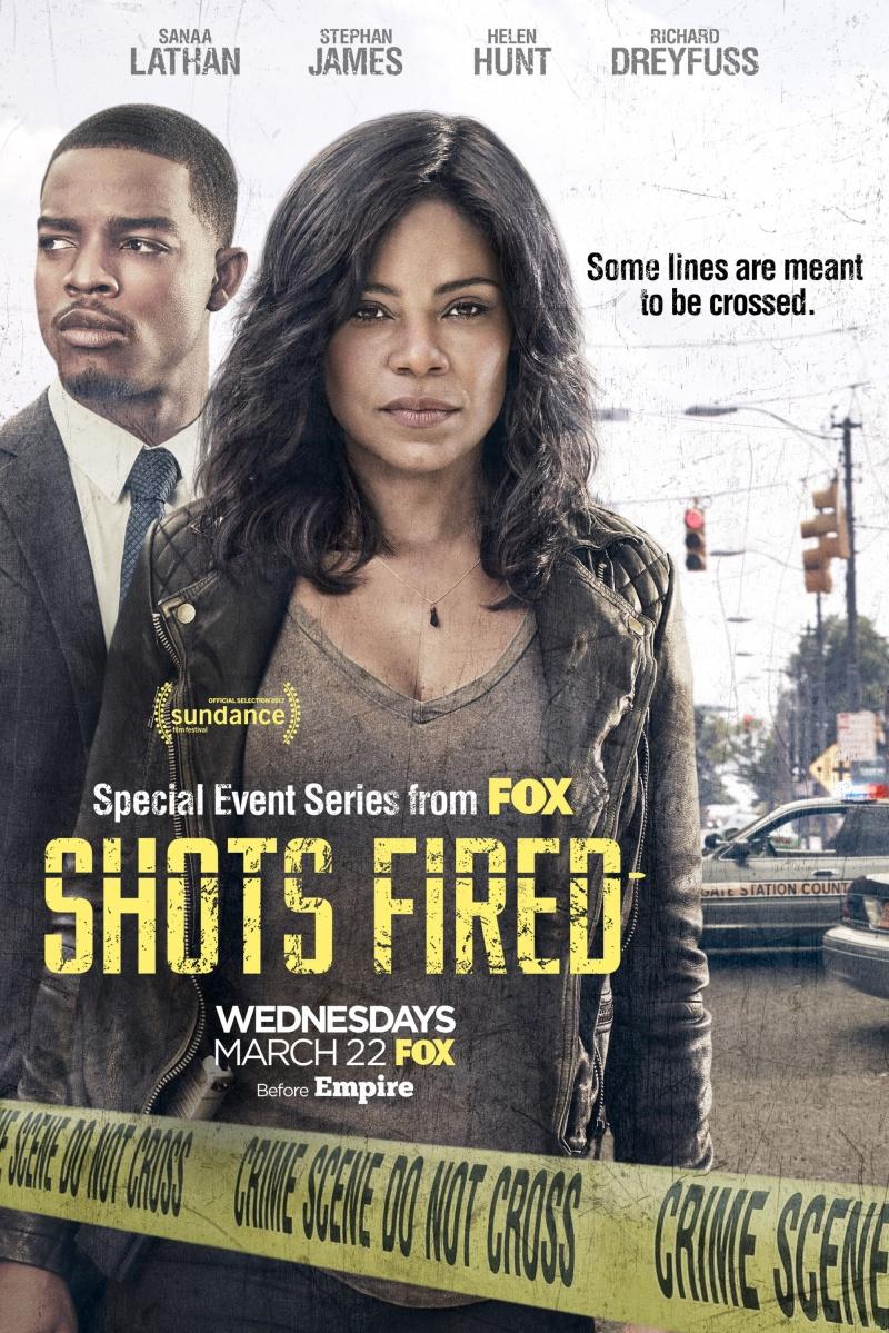 Огнестрел - Shots Fired