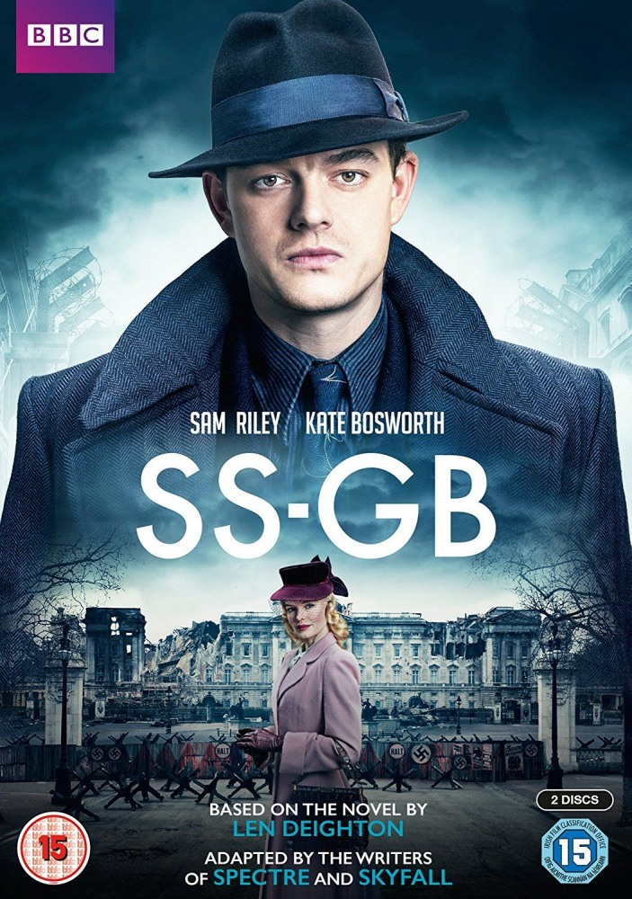 Британские СС - SS-GB