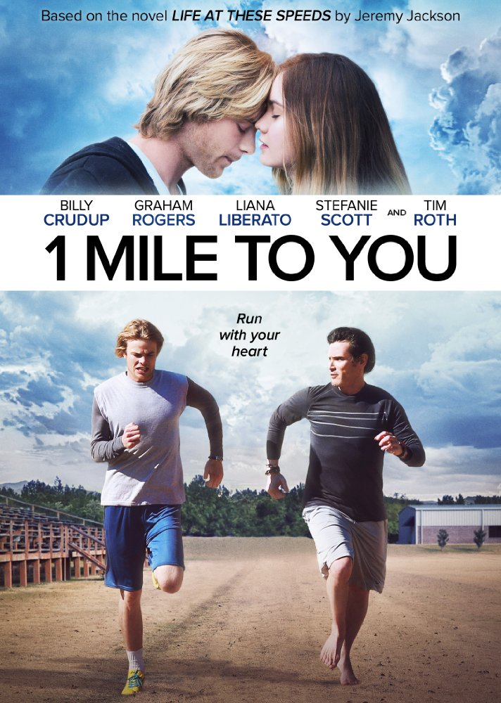 Жизнь на этих скоростях - 1 Mile to You