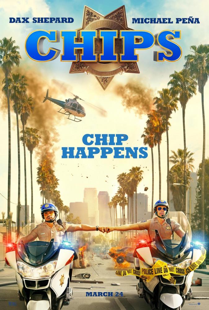 Калифорнийский дорожный патруль - CHIPS