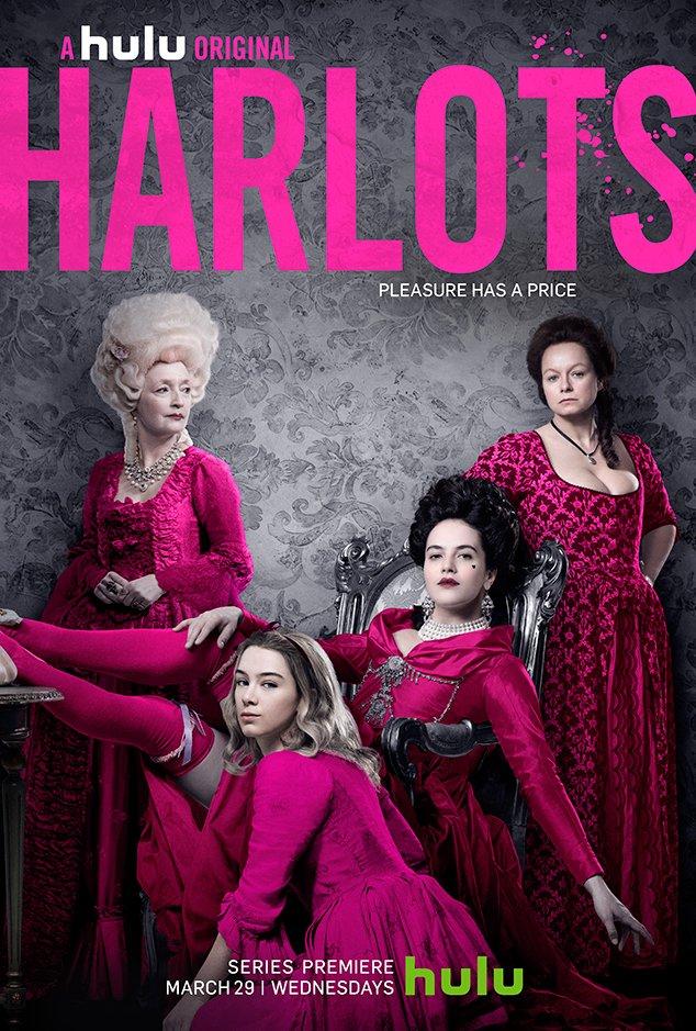Куртизанки - Harlots