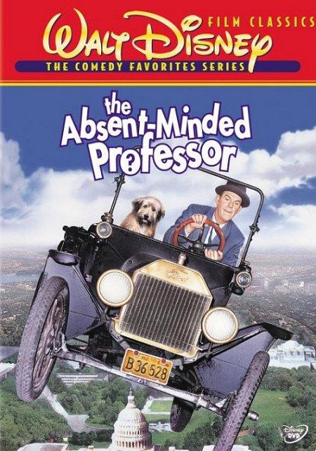 Отмороженный профессор - The Absent Minded Professor