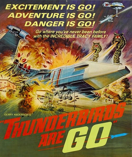Предвестники бури, вперед! - Thunderbirds Are GO