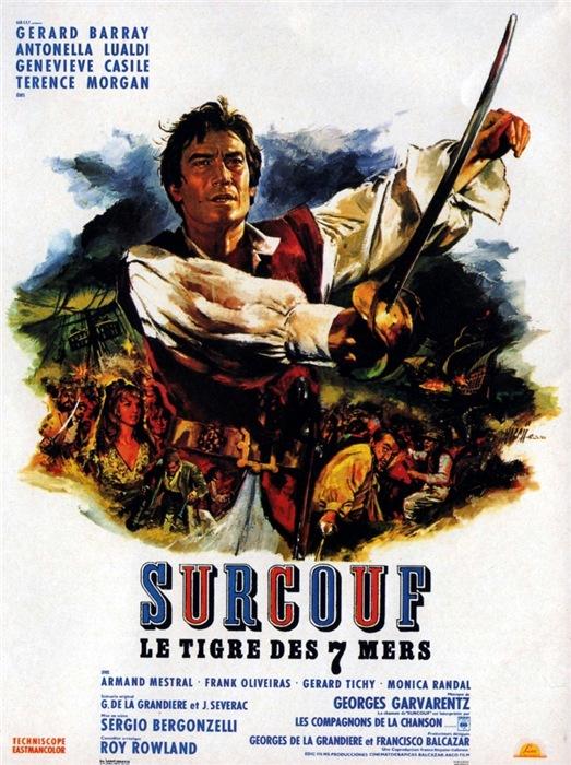 Сюркуф, тигр семи морей - Surcouf, l'eroe dei sette mari