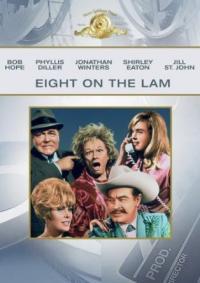 Восьмёрка беглецов - Eight on the Lam
