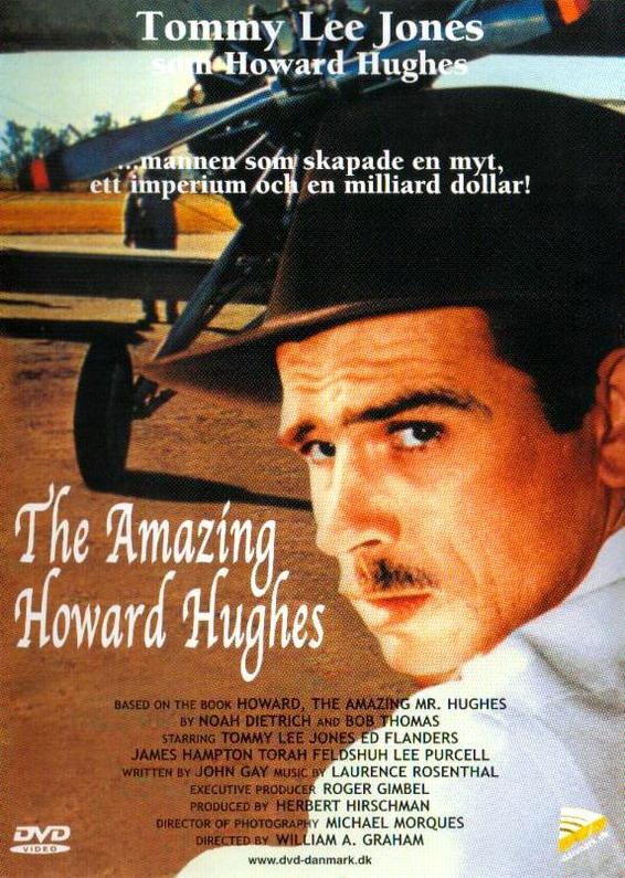 Удивительный Говард Хьюз - The Amazing Howard Hughes