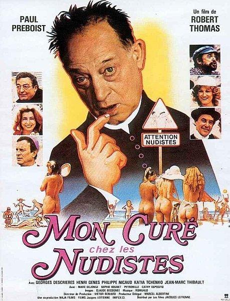 Кюре и нудисты - Mon curГ© chez les nudistes