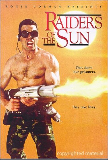 Всадники солнца - Raiders of the Sun