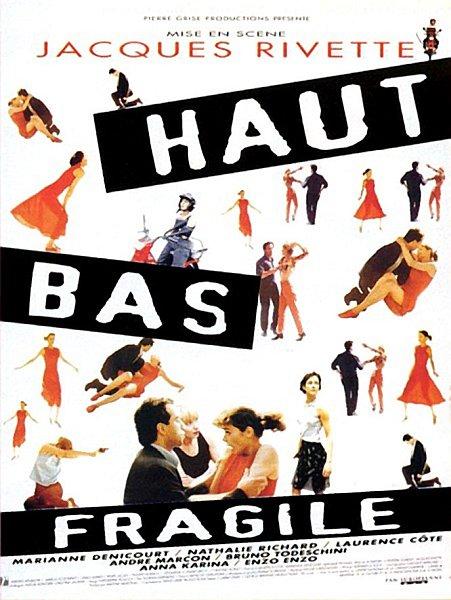Верх, низ, хрупко - Haut bas fragile