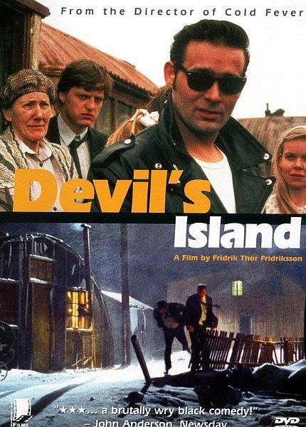 Остров дьявола - DjГ¶flaeyjan