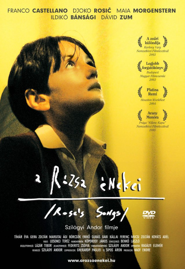 Песни Розы - A rГіzsa Г©nekei