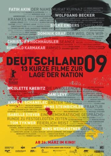 Германия 09 - Deutschland 09 - 13 kurze Filme zur Lage der Nation