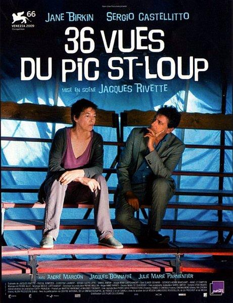 36 видов с пика Сен-Лу - 36 vues du Pic Saint Loup