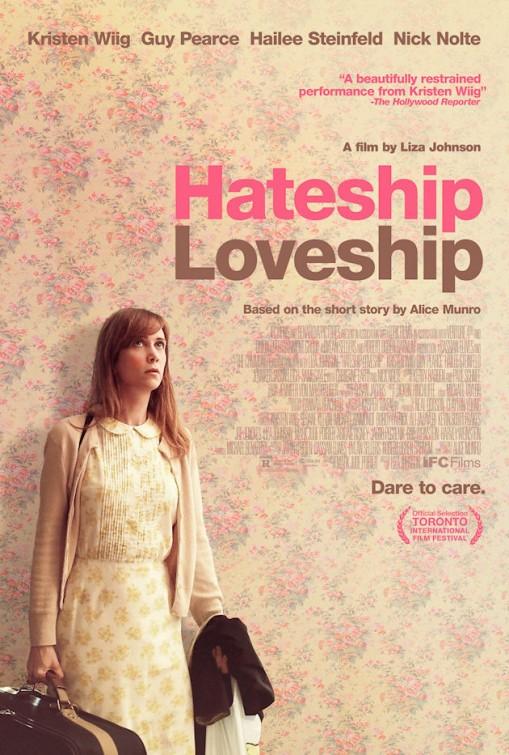 От ненависти до любви - Hateship Loveship