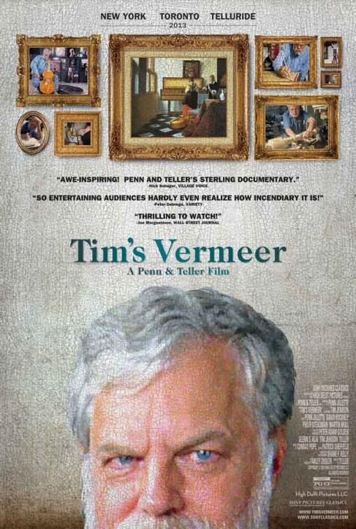 Вермеер Тима - Tim's Vermeer