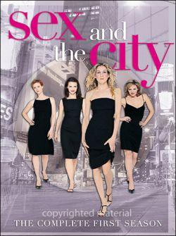 Секс в большом городе. Сезон 1 - Sex and the City. Season I