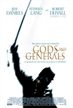 Боги и генералы - Gods and Generals