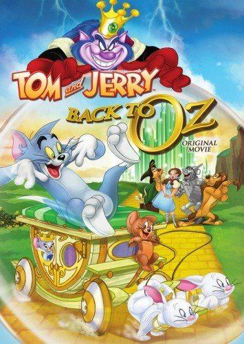 Том и Джерри: Возвращение в Оз - Tom & Jerry- Back to Oz