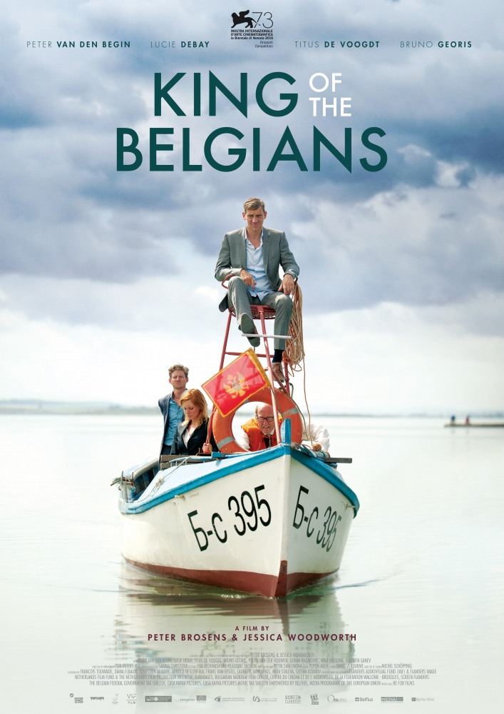 Король бельгийцев - King of the Belgians