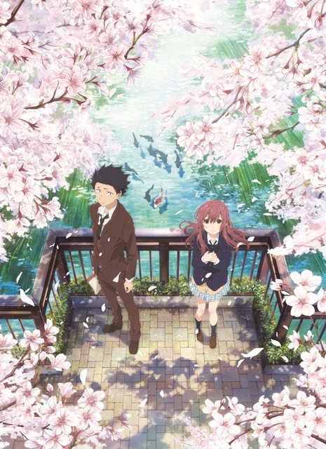 Форма Голоса - Koe no Katachi