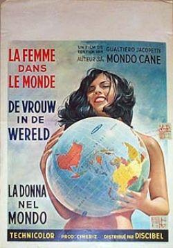 Женщина в мире - Donna nel mondo, La