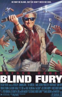 Слепая ярость - Blind Fury