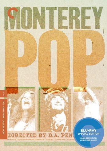 Монтерей-Поп - Monterey Pop