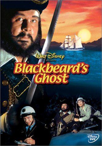 Призрак Черной Бороды - Blackbeard's Ghost