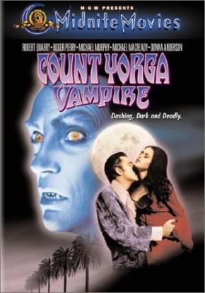 Граф Йорга, вампир - Count Yorga, Vampire