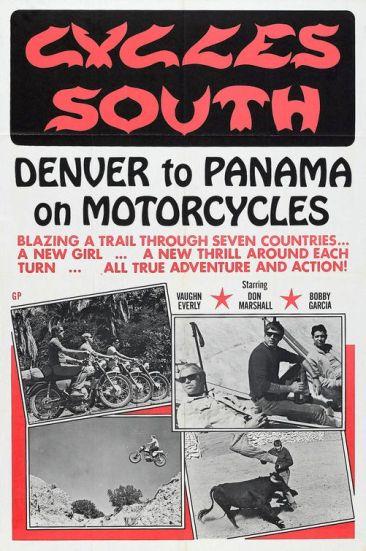 На юг верхом на мотоциклах - Cycles South