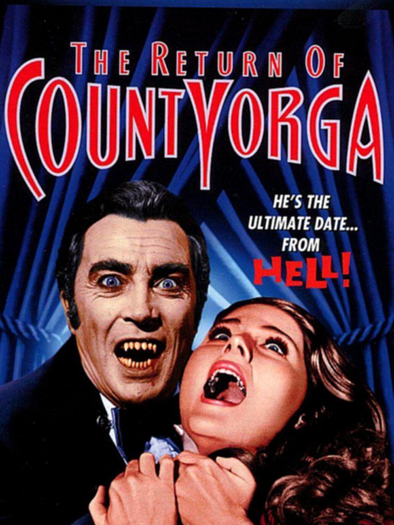 Возвращение графа Йорги - The Return of Count Yorga