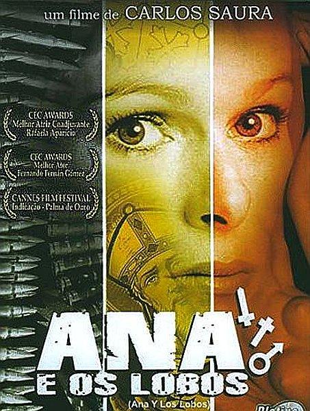 Анна и волки - Ana y los lobos