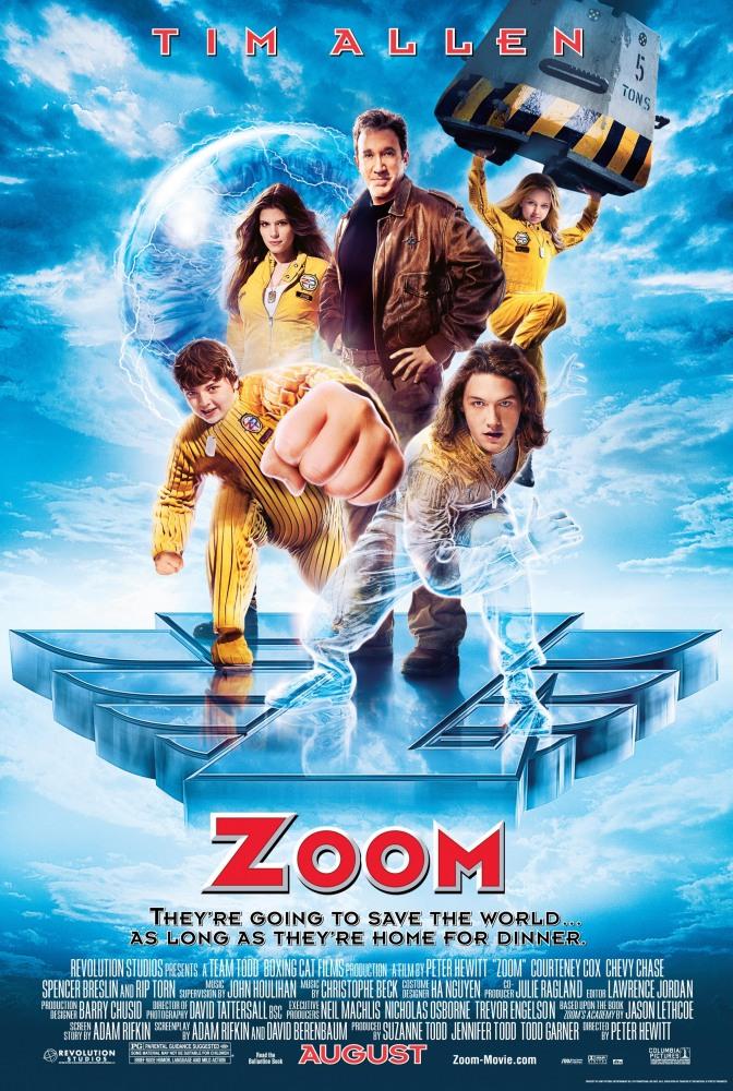 Капитан Зум: Академия супергероев - Zoom