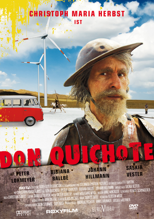 Дон Кихот - Никогда не сдавайся! - Don Quichote - Gib niemals auf!