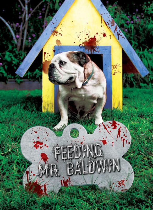 Прожорливый мистер Болдуин - Feeding Mr. Baldwin