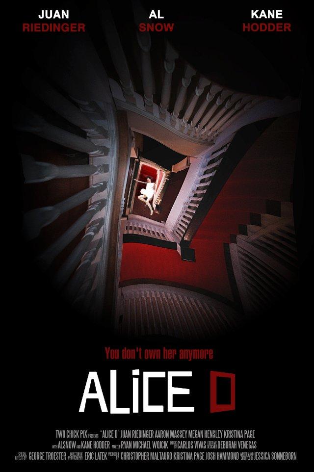 Проклятие Алисы Д - Alice D