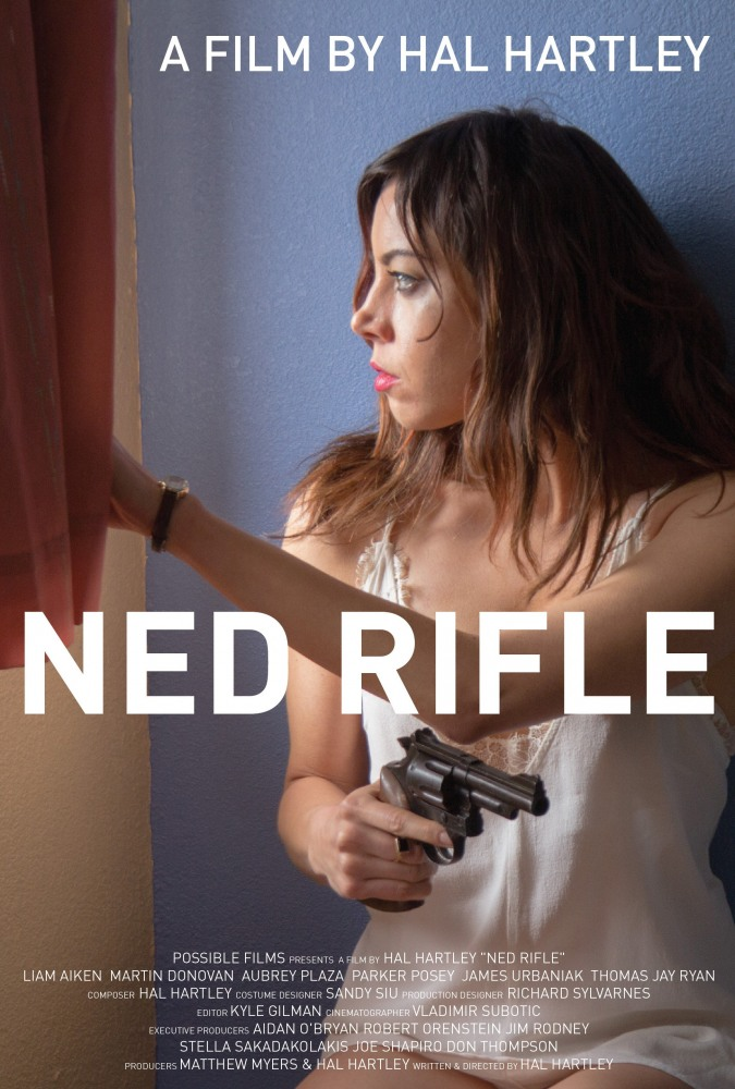 Нед Райфл - Ned Rifle