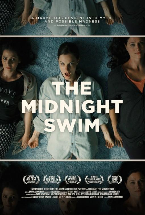 Полночное плавание - The Midnight Swim