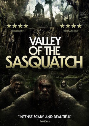 Долина снежного человека - Valley of the Sasquatch