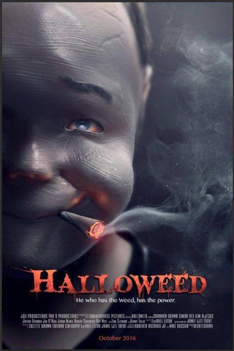 Хэллоуин под кайфом - Halloweed