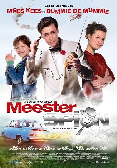 Мастер-шпион - MeesterSpion